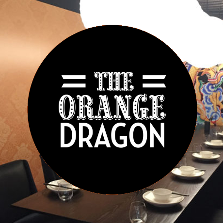 ORANGE DRAGON ROOM