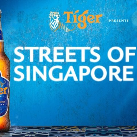 Tiger presents the Streets of Singapore