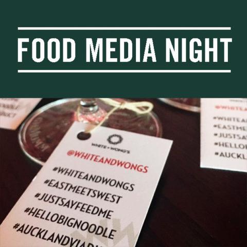 Food Media Night