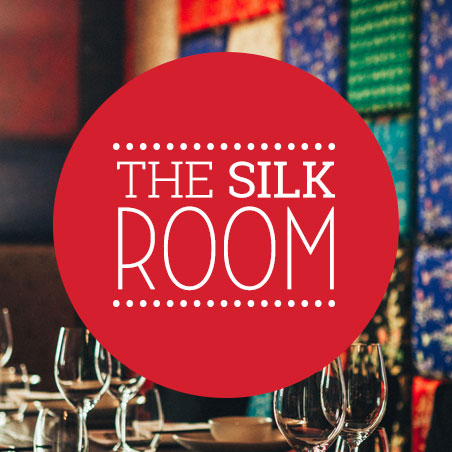 THE SILK ROOM